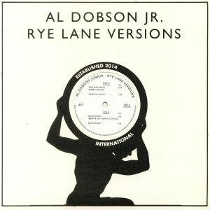 DOBSON JR, Al - Rye Lane Versions