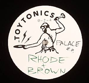 RHODE & BROWN - Palace EP