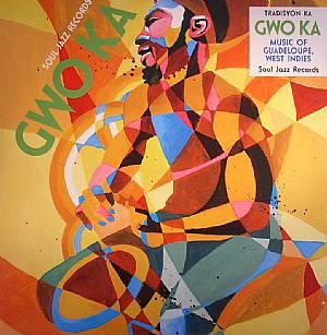 TRADISYON KA - Gwo Ka: Music Of Guadeloupe West Indies