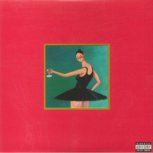 WEST, Kanye - My Beautiful Dark Twisted Fantasy