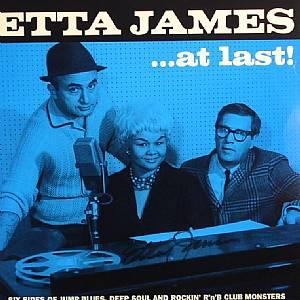 JAMES, Etta - At Last