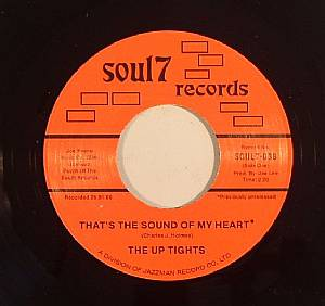 UP TIGHTS, The/IKE NOBLE - That's The Sound Of My Heart