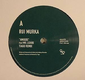 MURKA, Rui feat MR LIZARD - Amigos