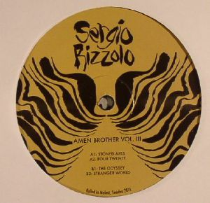 RIZZOLO, Sergio - Amen Brother Vol III