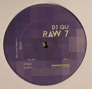 DJ QU - Raw 7
