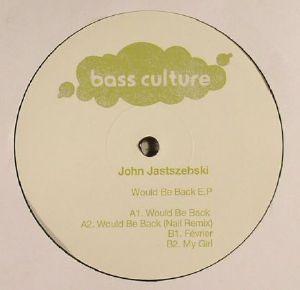 JASTSZEBSKI, John - Would Be Back EP
