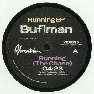 BUFIMAN - Running EP
