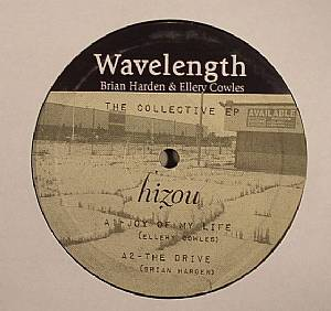 HARDEN, Brian/ELLERY COWLES aka WAVELENGTH - The Collective EP