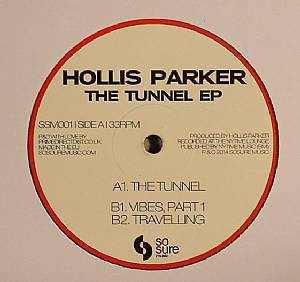 PARKER, Hollis - The Tunnel EP