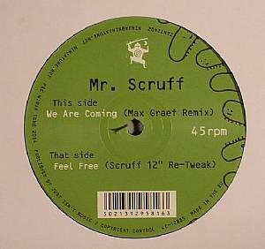 MR SCRUFF - We Are Coming