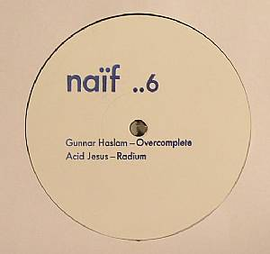 HASLAM, Gunnar/ACID JESUS - Overcomplete