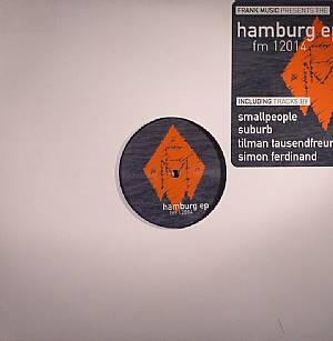SMALLPEOPLE/SUBURB/TILMAN TAUSENDFREUND/SIMON FERDINAND - Hamburg EP
