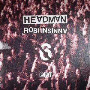 HEADMAN/ROBI INSINNA feat BRASSICA/BOZZWELL/GRAMME/DAVID SHAW - 6 EP II