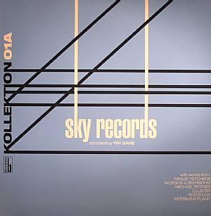 GANE, Tim/VARIOUS - Kollektion 01A: Sky Records