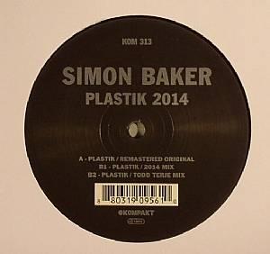 BAKER, Simon - Plastik 2014