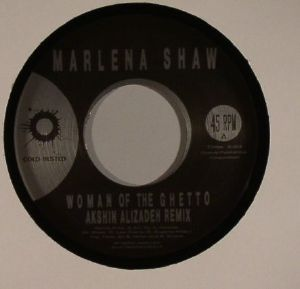 SHAW, Marlena - Woman Of The Ghetto: Black Edition