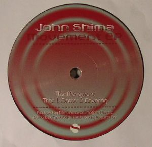 SHIMA, John - Movement EP