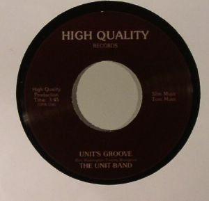 UNIT BAND, The - Unit's Groove