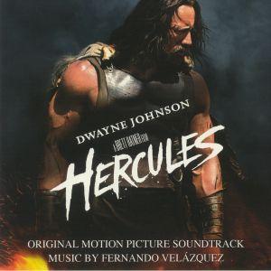 VELAZQUEZ, Fernando - Hercules (Soundtrack)