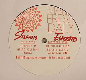 ESPOSITO, Stefano - Paper Scissors Rock EP