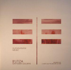 BUTIZA - Baphuma Ezulwini (incl. XDB & Christian Prommer remixes)