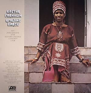 FRANKLIN, Aretha - Amazing Grace