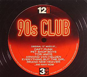 VARIOUS - 12 Inch Dance: 90s Club