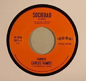 CARLOS RAMOS Y SU ORQUESTA FUEGO - Candelo