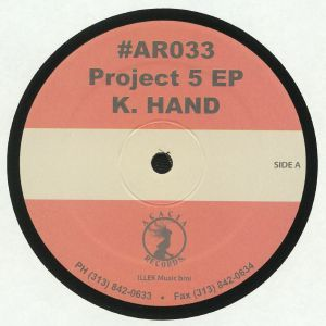 K HAND - Project 5 EP (remastered)