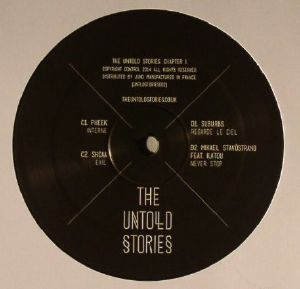 VARIOUS - The Untold Stories: Chapter I