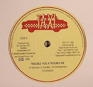 KAMOZE, Ini - Trouble You A Trouble Me