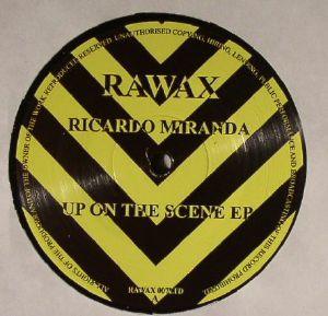MIRANDA, Ricardo - Up On The Scene EP