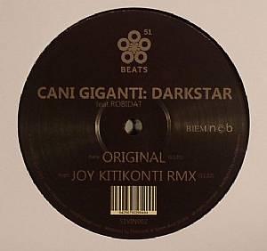 CANI GIGANTI feat ROBIDAT - Darkstar