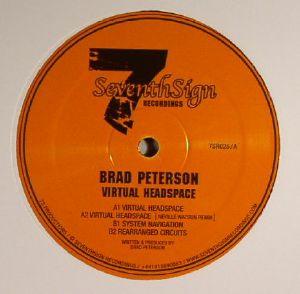 PETERSON, Brad - Virtual Headspace