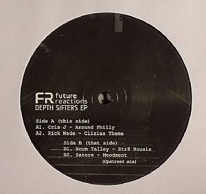 CHRIS J/RICK WADE/NORM TALLEY/SATORE - Deep Shifters EP