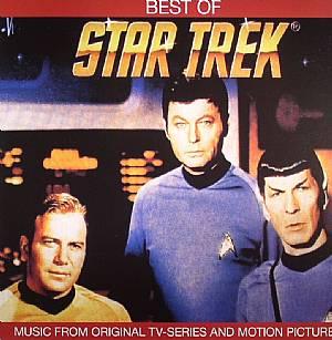 VARIOUS - Best Of Star Trek (Soundtrack)