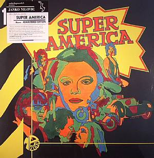 NILOVIC, Janko - Super America (remastered)