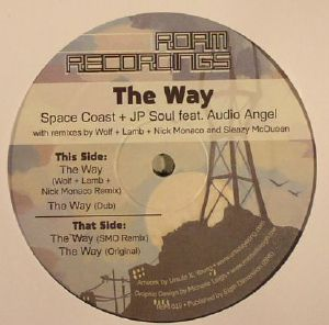 SPACE COAST/JP SOUL feat AUDIO ANGEL - The Way