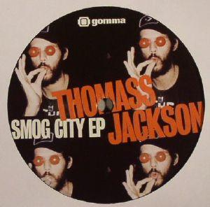JACKSON, Thomass - Smog City EP