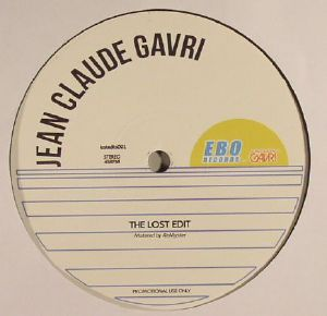 GAVRI, Jean Claude/MOPLEN - The Lost Edit