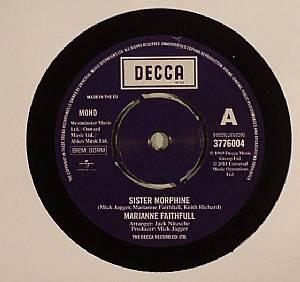 FAITHFULL, Marianne - Sister Morphine (Record Store Day 2014) (mono)