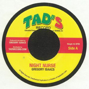 ISAACS, Gregory - Night Nurse (Riddim)