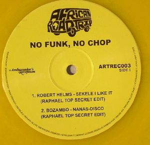 HELMS, Robert/BOZAMBO/EXPERIENCE 7/AFRO NATIONAL - No Funk No Chop