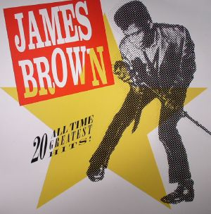 BROWN, James - 20 All Time Greatest Hits