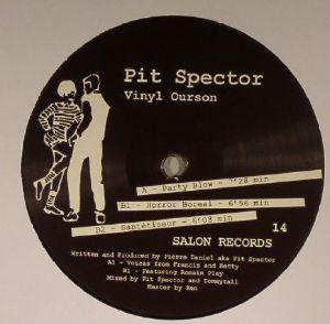 PIT SPECTOR - Vinyl Ourson