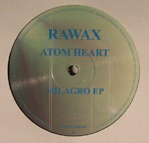 ATOM HEART - Milagro EP