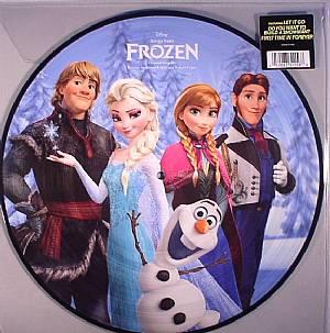 ANDERSON LOPEZ, Kirsten/ROBERT LOPEZ - Songs From Frozen (Soundtrack)