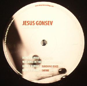GONSEV, Jesus - Honey Bunny EP