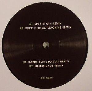 ROMERO, Harry - Tania (Remixes)