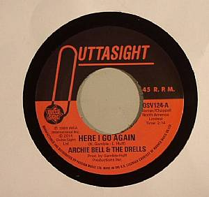 BELL, Archie & THE DRELLS - Here I Go Again